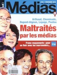 Médias, N° 32 : Maltraités par les médias