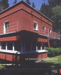 La maison contemporaine : Architectures situées