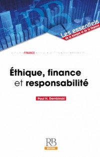 Ethique, Finance et Responsabilite