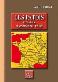 Les patois : évolution, classification, étude