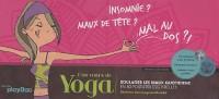 Mon cours de Yoga : Soulager les maux quotidiens en 50 postures essentielles (2CD audio)