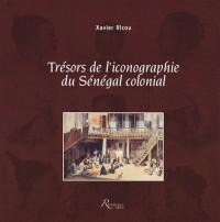 TRESORS ICONOGRAPHIE SENEGAL