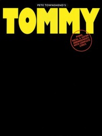 Pete Townshend Tommy Vocal Selections Pvg