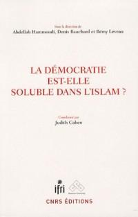 La démocratie est-elle soluble dans l'islam ?