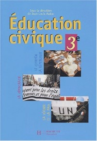 Éducation civique, 3e (Manuel)
