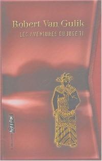 Les aventures du Juge Ti Coffret 2 volumes : Les débuts du Juge Ti ; Les enquêtes du Juge Ti
