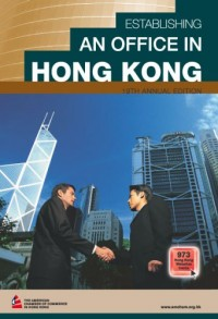 Establishing an Office in Hong Kong 2004