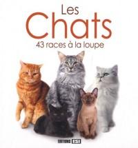 Les chats. : 43 races à la loupe