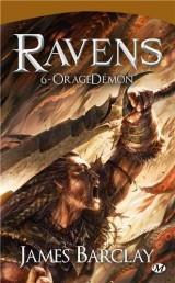 Ravens, Tome 6 : Orage démon