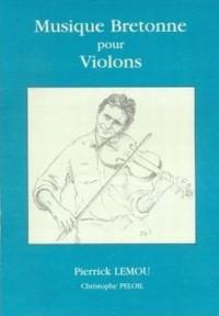 Musique Bretonne pour Violon + CD