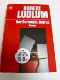 Der Borowski - Betrug. (4646 886). Roman.