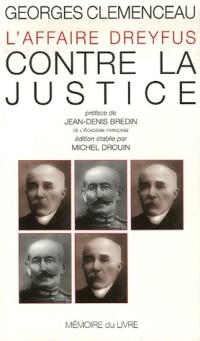 Contre la justice