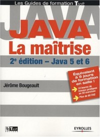 Java, la maîtrise : Java 5 et 6
