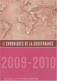 Chroniques de la gouvernance 2009-2010