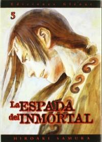 La espada del inmortal 5 / The Blade of the Immortal