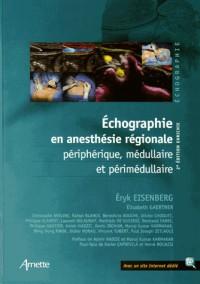 Echographie en Anesthesie Régionale Peripherique 2e ed