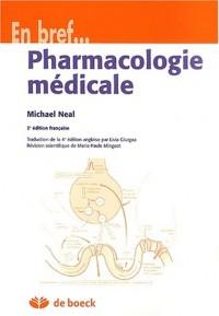Pharmacologie médicale. 2ème édition