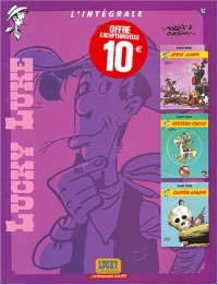 Lucky Luke L'intégrale, Tome 12 : Jesse James. Western Circus. Canyon Apache