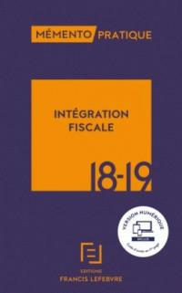MEMENTO INTEGRATION FISCALE 2018 2019