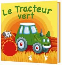 Tracteur vert (le)
