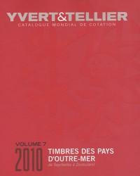 Catalogue de timbres-poste des Pays d'Outre-mer : Volume 7, Seychelles à Zoulouland