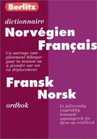 Dictionnaire norvégien/français - français/norvégien
