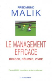 Le Management Efficace