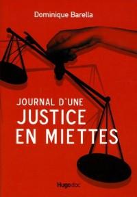 Journal d'une justice en miettes