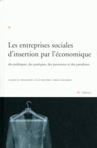 Les entreprises sociales d'insertion par l'économique