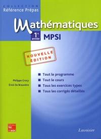 Mathématiques 1re année MPSI