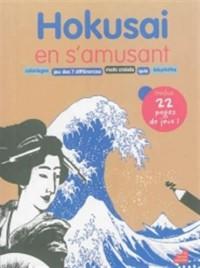 Hokusai en s'amusant