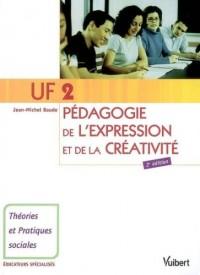UF2 pédagogie de l'expression et de la créativité