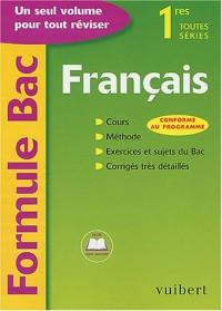 Formule Bac : Français, 1ère toutes séries