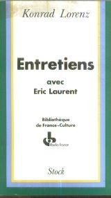 Entretiens : Avec Eric Laurent