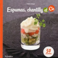 Espumas, Chantilly and Co