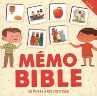 Mémo bible : 30 paires à reconstituer