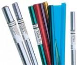 Elba Rouleau couvre-livres en PVC 10/100è 0,7 x 50 m Incolore