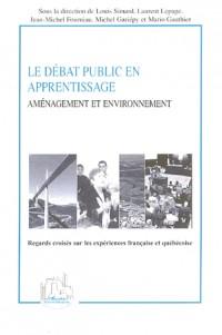 Debat Public en Apprentissage Amenagment et Environnement