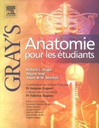 Gray'S Anatomie pour les Etudiants