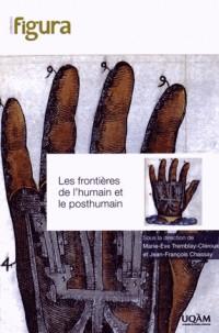 Frontieres de l Humain et le Posthumain