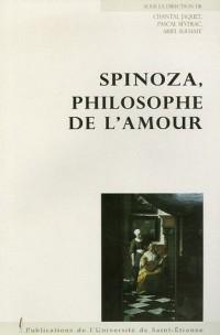 Spinoza, philosophe de l'amour