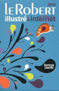 Le Rober illustré et son dictionnaire Internet (édition 2016) (édition Limitée Bleu)