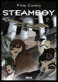 Steamboy, Tome 2 :