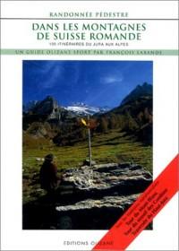 Dans les montagnes de Suisse romande