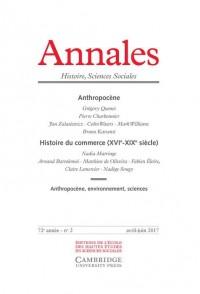 Annales Histoire Sciences Sociales 2017/2