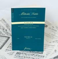 Méthodes & Traités Violon Volume 3 : Allemagne-Autriche 1600-1800