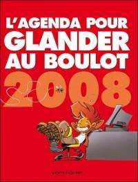 Agenda pour Glander au Boulot - 2008