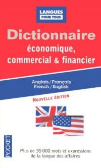 Dictionnaire de l'anglais économique, commercial et financier