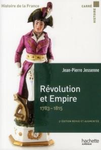 Revolution et Empire 1783-1815