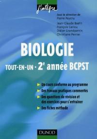 Biologie tout-en-un : 2e année BCPST